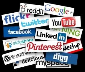 Popular Social Media Websites 2017