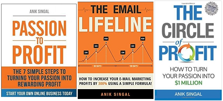 Books By Anik Singal