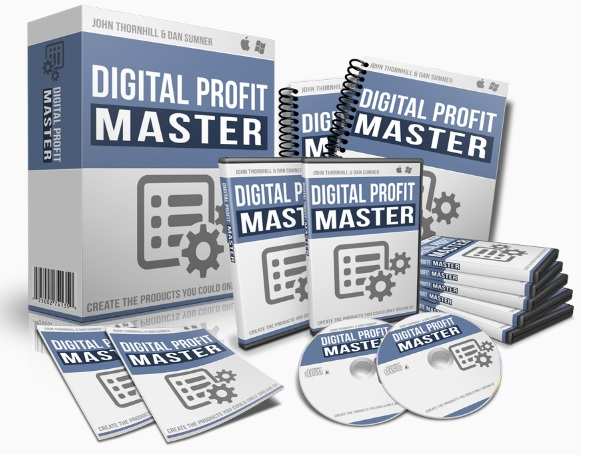 What you get? - Digital Profit Master Course