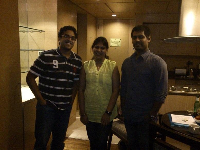 Anik Singal, Nisha Garg and Ritoban Chakrbarti