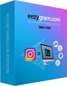 Eezygram - Instagram Watermark Creator Software