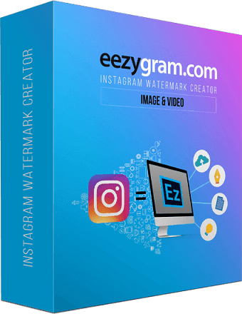 Eezygram - Instagram Watermark Creator Software