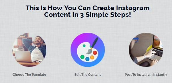 Create Instagram Content In 3 Simple Steps