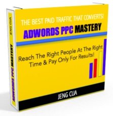 Adwords PPC Mastery Course by Jeng Cua