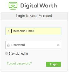 Digital worth academy review members area walkthrough is it digital worth members login page malvernweather Gallery